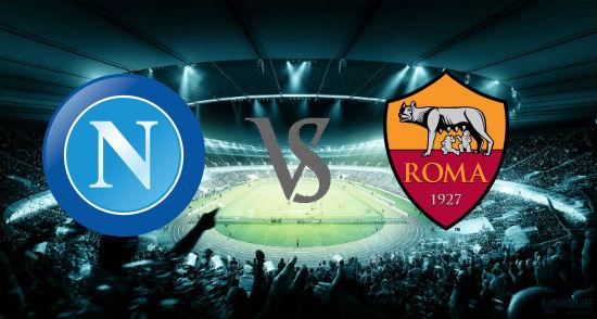 Prediksi SSC Napoli vs AS Roma