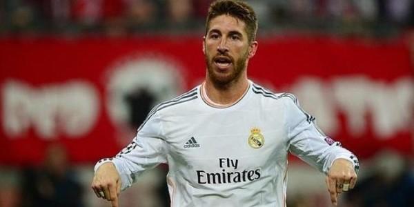 Ramos Tuntut Rasa Hormat dari Koleganya di Timnas Spanyol