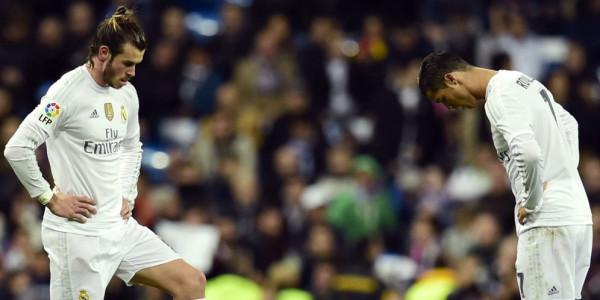 Real Madrid 5 Bulan Berkutat dengan Masalah
