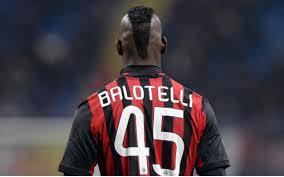 Setelah Lama Absen, Balotelli Kembali Berlatih