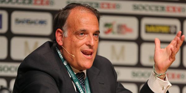Tebas Kecewa Apabila Madrid Sampai Dicoret dari Copa