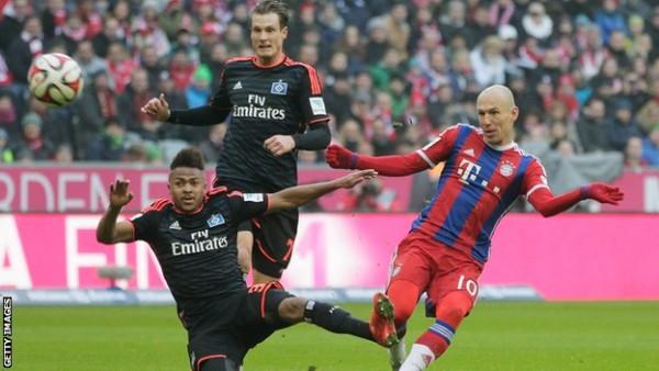 Hamburger SV Hanya Mengandalkan Satu Striker Untuk Hadapi Bayern Muenchen