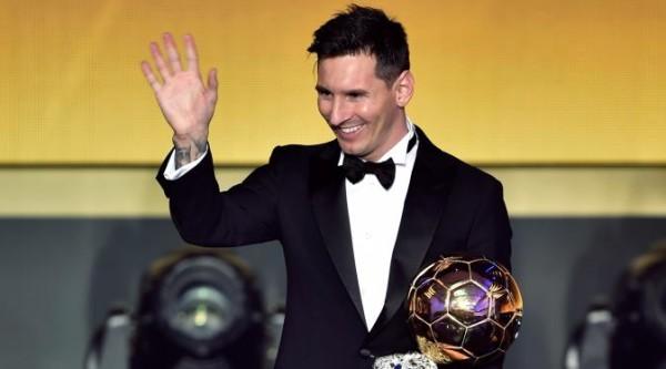 Modal Sang Bintang Barcelona Ini Untuk Jadi Pemenang Ballon d'Or 2015
