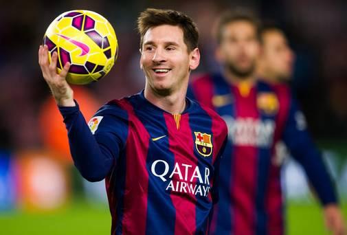 Pemain Fenomenal Barcelona Ini Kembali Mencetak Rekor