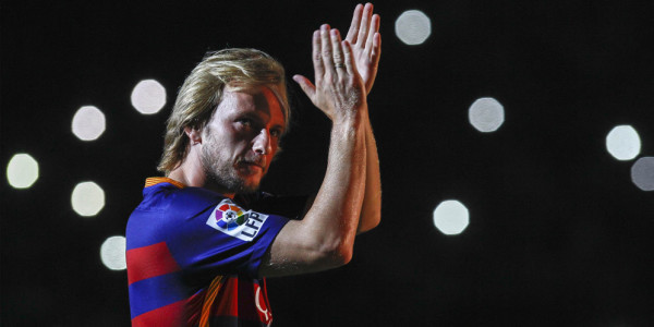 Ivan Rakitic Membicarakan Kontrak Dengan Barcelona