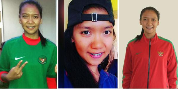 Inilah Profil Penjaga Gawang Timnas Putri Indonesia