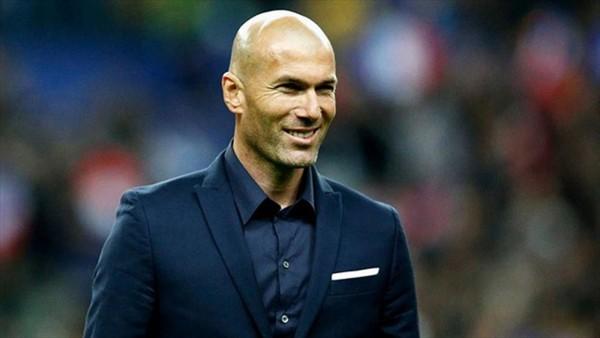 Latih Madrid, Zidane Hanya Digaji 37 Miliar Rupiah