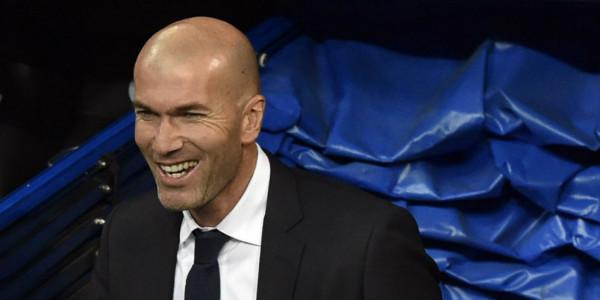 Madrid Imbang, Zidane Tak Kecewa