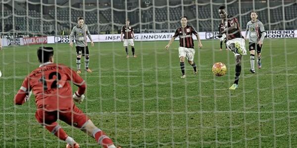 Milan Kalahkan Alessandria 1-0