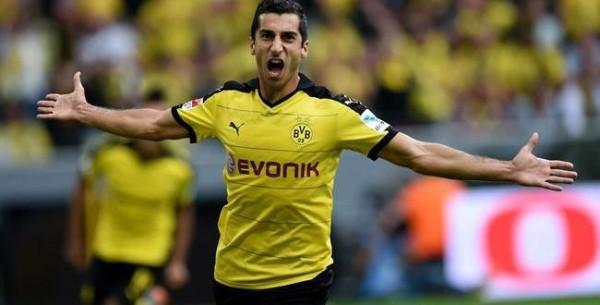 Mkhitaryan Ingin Bertahan di Dortmund