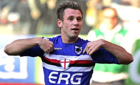 Striker Sampdoria Ini Ingin Sekali Lagi Bela Azzurri