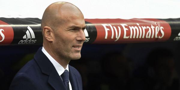 Zidane Tak Pikirkan Gosip Neymar