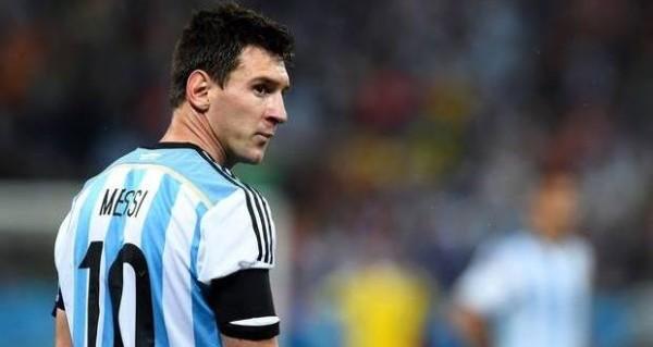 Argentina Tak Akan Diperkuat Messi di Olimpiade