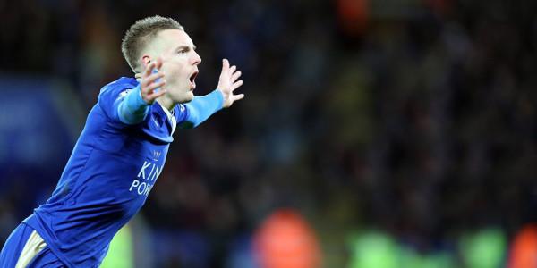 Jamie Vardy Belum Percaya Leicester Puncaki Klasemen EPL
