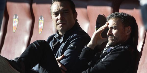 Laga ke-100 Enrique, Barca Berikan Kado Kemenangan di Levante