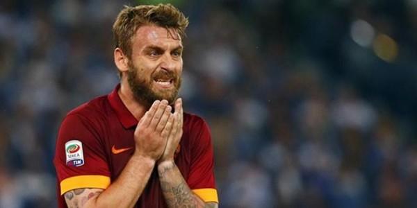 Lawan Sampdoria, De Rossi Tak Bisa Merumput