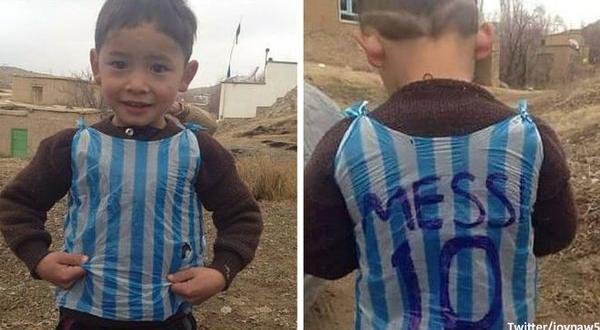 Messi Akan Segera Temui Fans Asal Afganistan