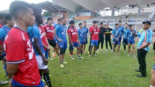Rahmad Darmawan Targetkan Peringkat Atas di Liga Malaysia